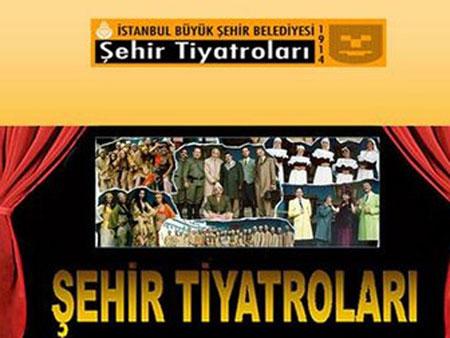 İBB Şehir Tiyatroları...OCAK AYINDA 2'Sİ YENİ, 37 OYUN!