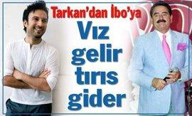 İbrahim Tatlıses-Tarkan... 2 STAR FENA KAPIŞTI...