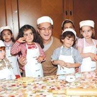Mehmet Ali-Tuğba Erbil... OĞULLARI PİŞİRDİ ONLAR YEDİ!