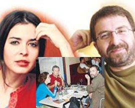Pelin Batu-Ahmet Hakan... YALANLANAN AŞK SU YÜZÜNE ÇIKTI !..