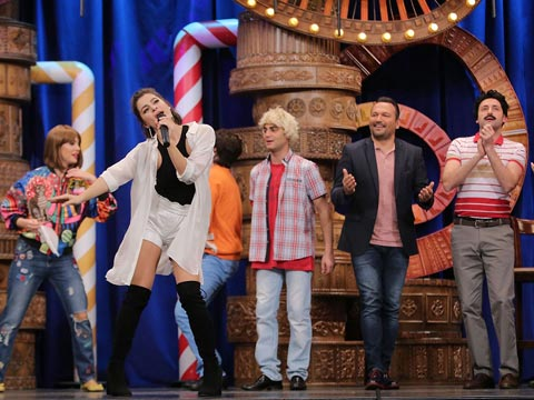 Güldür Güldür Show... BU HAFTANIN KONUĞU ATİYE!!