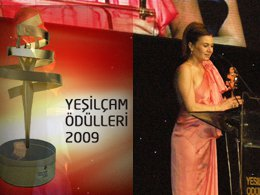 """Yeşilçam Ödülleri sahiplerini buldu... CEM YILMAZ GENE """"0"""" ÇEKTİ..."""