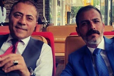 Haluk Özkan - Ekrem Apak... TÜRKÜLERİN KARDEŞLİĞİ URFA'DAN START ALIYOR!
