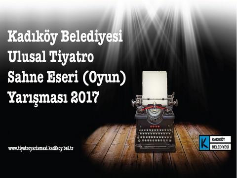 Kadıköy Belediyesi, Ulusal Tiyatro Sahne Eseri Yarışması... ÖDÜLLER SAHİPLERİNİ BULDU!..