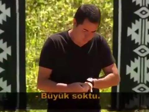 Acun Ilıcalı... 'DOMİNİK'TE İŞ KAZASI'!
