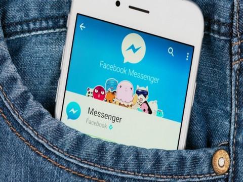 """Facebook Messenger... """"KARANLIK MOD"""" ÖZELLİĞİ TEST EDİLMEYE BAŞLANDI!.."""