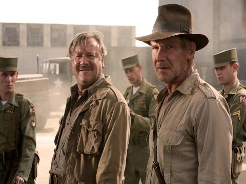 ATV... Indiana Jones: KRİSTAL KAFATASI KRALLIĞI!