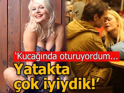 """Seçkin Piriler... """"YATAKTA ÇOK İYİYDİK""""!.."""