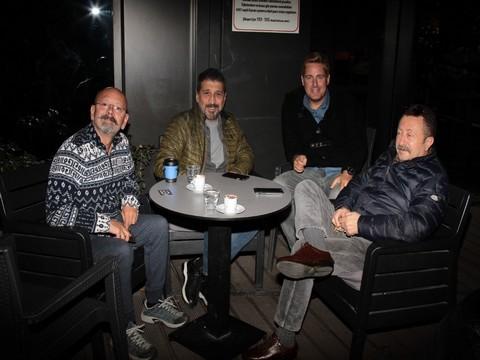 Cem Davran - Erkan Can... OYUN ÖNCESİ KEYİF!..