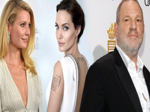 Angelina Julie - Gwyneth Paltrow... HOLLYWOOD'DA CİNSEL TACİZ SKANDALI!..