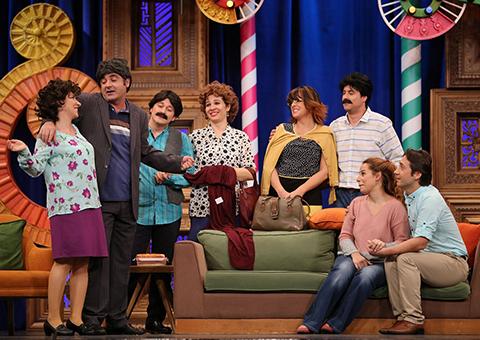 Güldür Güldür Show... KAHKAHALAR HİÇ DURMUYOR!