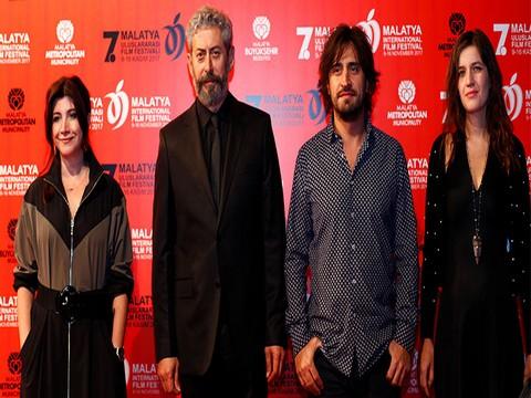 """7.Malatya Uluslararası Film Festivali... """"KRİSTAL KAYISI""""LAR SAHİPLERİNİ BULDU!.."""