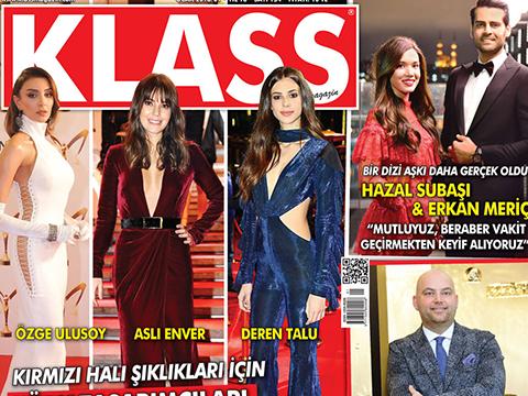Klass Magazin... 2018 YILININ  İLK SAYISI RAFLARDA!