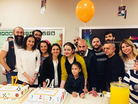 Alem FM... 24 YAŞ PARTİSİ!..