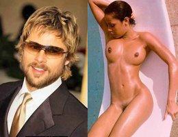 """Brad Pitt ,Angelina Jolie'ye rest çekti... """"YA EVLEN YA ÇEK GİT!"""""""