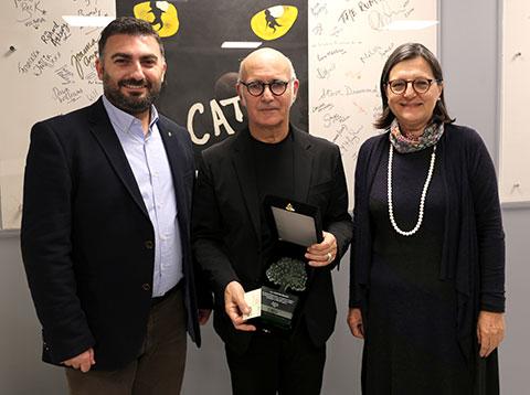 Ludovico Einaudi... MODERN ÇAĞIN MOZART'INA 'TEMA' TEŞEKKÜRÜ!