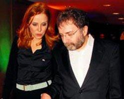 Zuhal Olcay-Ahmet Hakan... DOSTLUKLARINI PEKİŞTİRDİLER!