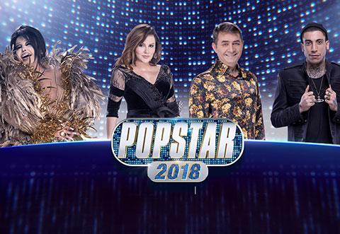 Popstar 2018... İDDİALI YARIŞ BAŞLIYOR!