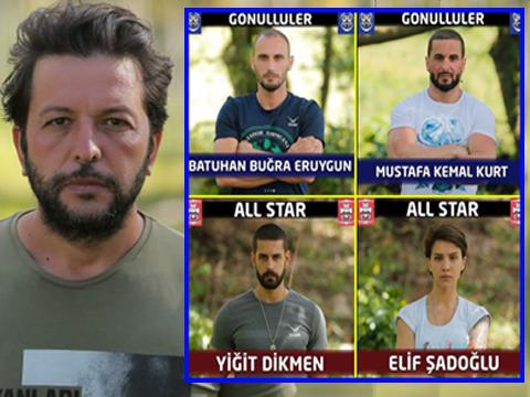Survivor 2018... ALL STAR'DA İLK FİRE!