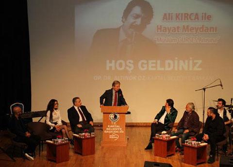 Müslüm Gürses... ALİ KIRCA'NIN SUNUMUYLA ANILDI!