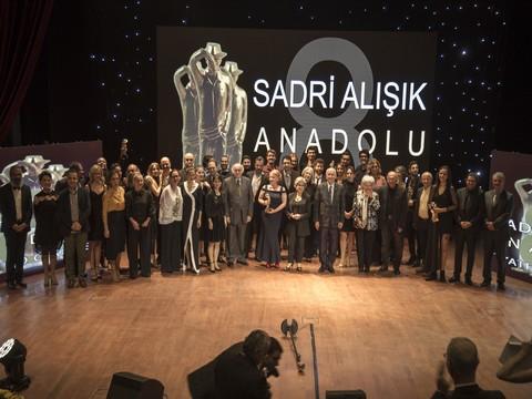 Sadri Alışık Anadolu Tiyatro Oyuncu Ödülleri... SAHİPLERİNİ BULDU!..
