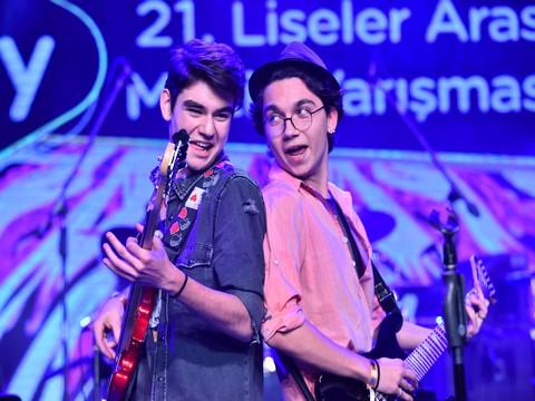 21. Liselerarası Müzik Yarışması... 2911 ÖĞRENCİ İLE BİR REKORA İMZA ATTI!..