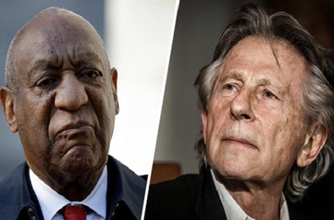 Bill Cosby - Roman Polanski... AKADEMİ'DEN ATILDILAR!