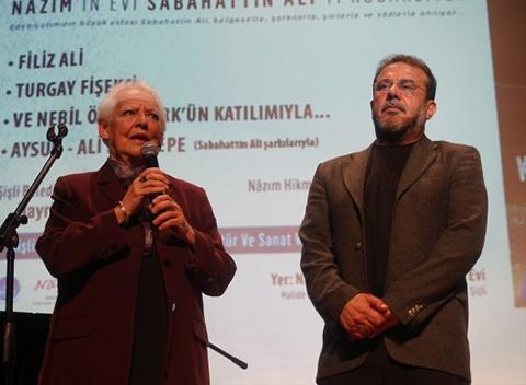 Sabahattin Ali... ÖLÜMÜNÜN 70.YILINDA BELGESELLİ ANMA!