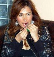 Nilay Dorsa... MESİR MACUNU ETKİSİNİ HEMEN GÖSTERDİ!