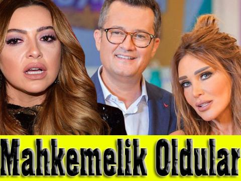 Hadise... 2x100 BİN TL'LİK DAVA!..