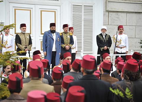 Payitaht Abdülhamid... ABDÜLHAMİD'İN BÜYÜK PLANI!