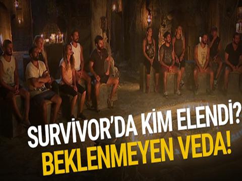 Survivor'da kim elendi?.. İŞTE SMS SONUÇLARI...