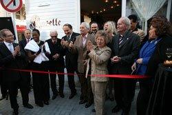 Rosette Cafe Lounge... GÖRKEMLİ AÇILIŞ...