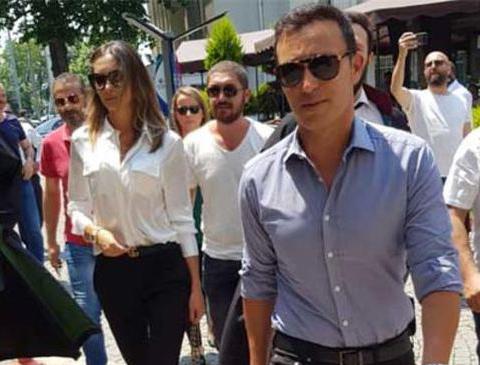 Mustafa Sandal - Emina Jahovic... ANLAŞMALI BOŞANDILAR!