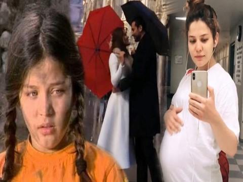 """Burçin Abdullah... """"ÜVEY BABA"""" NIN """"LAMİA"""" SI BÜYÜDÜ ANNE OLDU!.."""