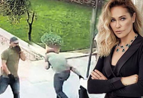 Hülya Avşar... YATAK ODASINDA HIRSIZ ŞOKU!