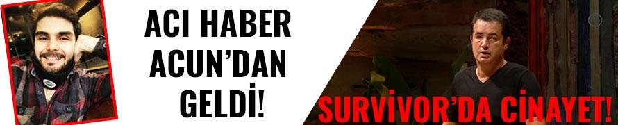 Survivor 2018... ACI HABER GELDİ, CANLI YAYIN İPTAL EDİLDİ!