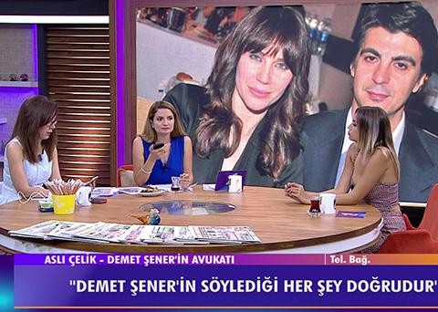 Demet Şener... ESKİ EŞİN AÇIKLAMALARINA AVUKATI CEVAP VERDİ!