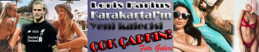 Loris Karius... BEŞİKTAŞ'IN YENİ KALECİSİ HIZLI BİR ÇAPKIN ÇIKTI!..
