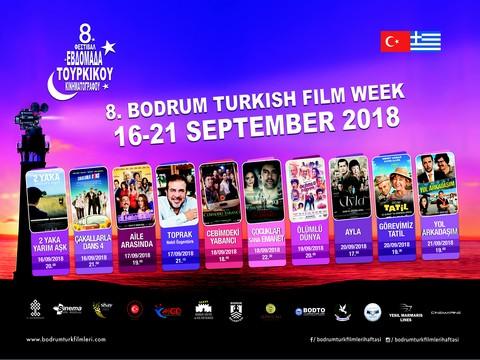 Bodrum Türk Filmleri Haftası... SİNEMANIN KALBİ EGE'NİN İNCİSİNDE ATIYOR!..