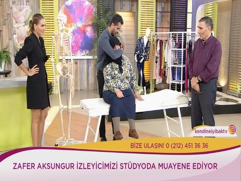Ebru Akel... PROGRAMDA MUCİZE!..