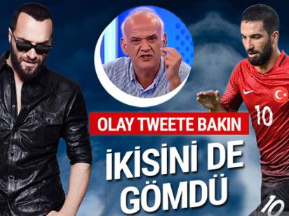 Ahmet Çakar... ARDA VE BERKAY'I FENA GÖMDÜ!
