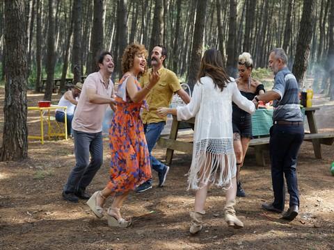 Çakallarla Dans 5... OYUNCULARI ÇOCUKLUK GÜNLERİNE GERİ DÖNDÜ!..