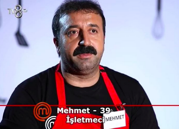 Masterchef Mehmet Sur... HERKES GARİBAN SANDI AMA!..