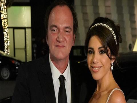 Quentin Tarantino... EFSANE YÖNETMEN, 20 YAŞ KÜÇÜK SEVGİLİSİYLE EVLENDİ!..