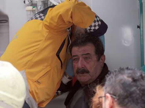 Tarık Papuççuoğlu... ÖLÜMDEN DÖNDÜ!