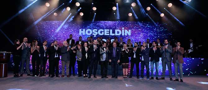 Ahmet Selçuk İlkan... 41 YILLIK EMEĞE MUHTEŞEM GECE!
