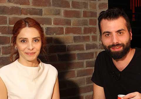 Nur Fettahoğlu... 'GİZLİ GİZLİ OYUNCU OLDUM!'