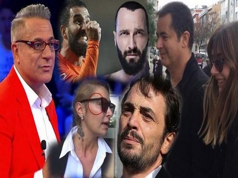İŞTE 2018'E DAMGA VURAN SARSICI VE ÇARPICI MAGAZİN OLAYLARI!..