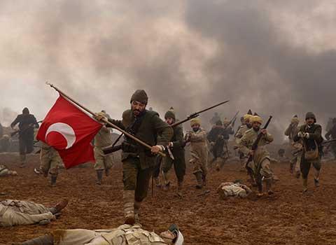 Mehmetçik Kutlu Zafer... İNTİKAM!